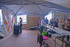 The Plant (tacosnachosburritos) Tags: theplant chicago open house vertical urban farm farming aquaponics anaerobic digester kombucha brewery farmers market backoftheyards