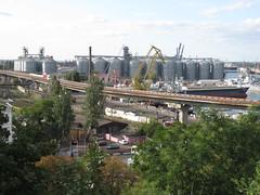 View from the Mother-in-law bridge in Odessa (kalevkevad) Tags: best flickr odessa odesa ukraine