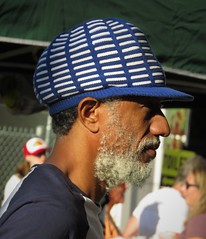 Hampdenfest, Baltimore, 2017 (A CASUAL PHOTGRAPHER) Tags: festivals hampdenfest hampden men africanamericans oldpersons hats beards