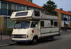 1974 Mercedes-Benz L 206 D (rvandermaar) Tags: 1974 mercedesbenz l 206 d mercedesbenzl206 mercedesl206 mercedes sidecode3 83da88 hanomag hanomaghenschel