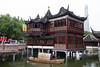 Pavilion Teahouse (Mikey Down Under) Tags: china swfc shanghai yugarden yuyuan bazaar midlake pavillion teahouse water