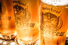 Motörhead Beer   Röad Crew (THE PIXELEYE // Dirk Behlau) Tags: beer bier rockpit motörhead road crew lemmy motorhead motorheadbeer