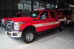 Trenton Fire Department North Battalion (Triborough) Tags: nj newjersey mercercounty trenton tfd trentonfiredepartment firetruck fireengine chiefscar firechief chief battalion northbattaion ford fseries f250 pickup pickuptruck