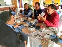 El Macrosector San Juan Chapultepec, proyecto modelo en Oaxaca, busca mejorar la calidad y la eficiencia en el servicio de agua potable.