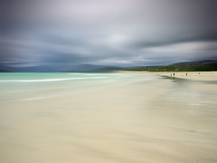 infinity beach (kenny barker) Tags: blur hebrides fine art
