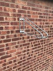 cycle-racks.com Wall Hanging Bracket 2-1