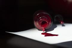 octub-red (paulavf) Tags: autismo sangre gota red pintura uñas