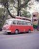 Setra Bus (nikolaijan) Tags: plaubel plaubelmakina 67 120 berlin vanlife fuji provia100f