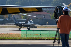 F22 raptor (Yunhyok Choi) Tags: adex adex2017 aircraft airforce airport airshow southkorea f22 raptor usaf korea rokaf t50 ta50 blackeagle aerobatic airplane