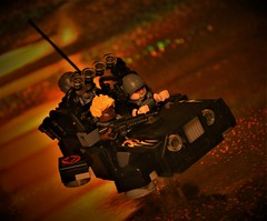RIM Hover Jeep (Sci-fi Dude) Tags: theepicconflict royce international military lego cyberpoc cyberpunk apoc