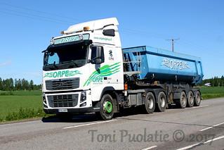 Orpe Kuljetus OUL-697