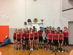 "Paul Poses with the 2017 State Cross Country Team • <a style=""font-size:0.8em;"" href=""http://www.flickr.com/photos/109120354@N07/26190583139/"" target=""_blank"">View on Flickr</a>"