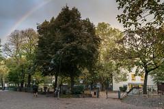 Regenbogen (rbrands) Tags: köln herbst südstadt wetter autumn cologne nrw deutschland de