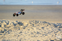 Flying car (Baeske) Tags: typhon varia regio belgie strand landschap europa westende rccar kust westvlaanderen topografie snelheid zee vlaanderen water beach belgique belgium europe flanders landscape plage sea