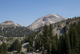 Lassen Peak, View from Southeast