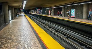 2017 - Montreal - PIE-IX Metro Station