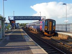 153369 & 153361 Starcross (2) (Marky7890) Tags: gwr 153369 153361 class153 supersprinter 2t24 starcross railway devon rivieraline train