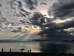 Passing through (AchillWandering) Tags: nature dream coast village golden naturephotography water
