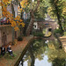 Autumn (Vineyards) Tags: nieuwegracht utrecht thenetherlands autumn herfst reading artist gracht