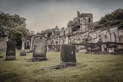 edinburgh friedhof (silkefoto) Tags: schottland friedhof edinburgh grabsteine gräber alt