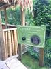 U-Turn Round & Panel at Curraghs Wildlife Park, Isle of Man