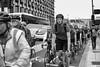 Rush Hour (minus6 (tuan)) Tags: minus6 leicamonochrom summilux 50mm london cyclecommuting mts