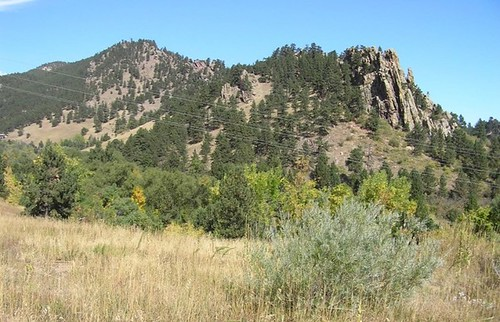 Photo - Sunshine Canyon and Mount Sanitas 2
