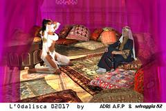 L'ODALISCA (ADRIANO ART FOR PASSION) Tags: collaborazione avatar sl odalisca selvy82 adrianoartforpassion fotomontaggio photomanipulation secondlife oriente 1200 arabiannights photoshopcreativo