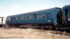 c.03/1970 - Eastleigh, Hampshire. (53A Models) Tags: britishrailways southernrailway class404 4cor trailerthird ttk s10072s emu electric eastleighworks hampshire train railway locomotive railroad