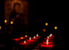 When your soul is looking for you... (marionrosengarten) Tags: candles dark church madonna lights bubbles bokeh red flames holy faith religion sacred prayer still mood silent nikon darkness soundsofsilence poetic quote soul peace sigma