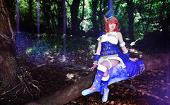 Maci Cosplay (In Sight Photography) Tags: cosplay anime lovelive constellation magic beautiful beauty nature thewoods