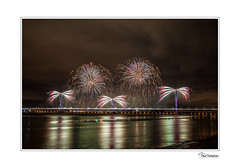 5D4_8005 (Paul Compton (PDphotography)) Tags: pdphotography bridge fireworks liverpool mersy opening reflections runcorn
