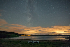After season (Piotr Potepa) Tags: milkyway night nightscapes sky landscape stars mountain lake poland sony piotrpotepa