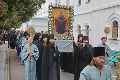 074. Покров Божией Матери в Лавре 14.10.2017