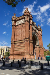 Arc de Triomf - Barcelona (joscelyn_p) Tags: arcdetriomf barcelona spain espana europe travel traveling traveler canon lightroom architecture arc photography