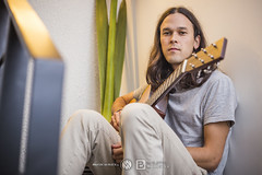 Justin Nozuka (Philippe Bareille) Tags: justinnozuka portrait musician singer frontman promotion paris france music canoneos6d eos 6d artist rock musicwavesfr 2017