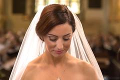 BLUSHING BRIDE (mark_rutley) Tags: bride bridesmaid groom party wedding church weddingphotography downtonchurch hampshire bridal