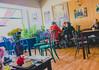 Bistro (shafa_rah) Tags: bistro cafe restaurant indoor warmtones hastings