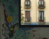 Serenata de gaita en Nava (Oscar F. Hevia) Tags: asturias asturies españa nava paraísonatural principadodeasturias spain alegoria allegory bagpipe balcon balcony gaita graffiti grafiti painted pintada serenade serenata bagpipeserenade