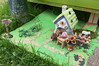 #småbergen (svennevenn) Tags: småbergen miniatyrer miniatures toys leker gatekunst bergen streetart