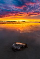 Lake Champlain, Burlington, VT. Nov 2017 I (Dino Sokocevic) Tags: sunset tamron nikon mefoto d610 vermont newengland vt landscape landscapes hdr nature sunsets lake burlington composition