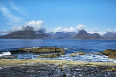 Elgol Isle of Skye (boogie1670) Tags: canon canon7dmarkii landscapes scotland isle skye sea views elgol mountains cuillins ngc outdoors