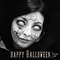 Real me... Happy Halloween (Exedra Lyric) Tags: halloween