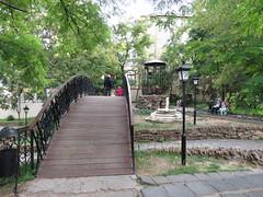 Mini park bridge in Odessa (kalevkevad) Tags: best flickr odessa odesa ukraine