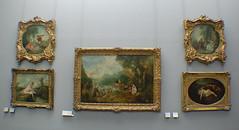 Paris (mademoisellelapiquante) Tags: louvre paris france arthistory art museedulouvre painting 18thcentury rococo 1700s