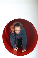 down the rabbit hole (Paul J's) Tags: taranaki newplymouth girl pukeariki museum