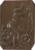Hans Baldung gen. Grien - Witch and lustful dragon [1515] (petrus.agricola) Tags: berlin deutschlandgermany 148414851545 baldung baldunggrien grien grün grünhans hans vongmünd special exhibition weibsbilder eros macht moral tod um 1500 basel kunstmuseum