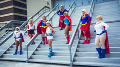 PS_97184-4 (Patcave) Tags: friday dragon con dragoncon 2017 dragoncon2017 cosplay cosplayer cosplayers costume costumers costumes shot comics comic book scifi fantasy movie film superman reign supergirl superwoman powergirl group shoot dc