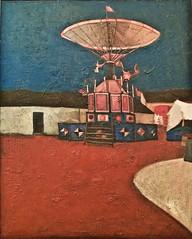 Light Circus (1965 ) - Nikias Skapinakis (1931) (pedrosimoes7) Tags: nikiasskapinakis centrodeartemanueldebrito camb paláciodosanjos algés portugal art painting artgalleryandmuseums