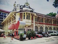 Kuala Lumpur City Gallery - 27 Jalan Raja - http://4sq.com/kcEQTE #travel #holiday #building #food #Asia #Malaysia #KualaLumpur #旅行 #度假 #建筑物 #亚洲 #马来西亚 #吉隆坡